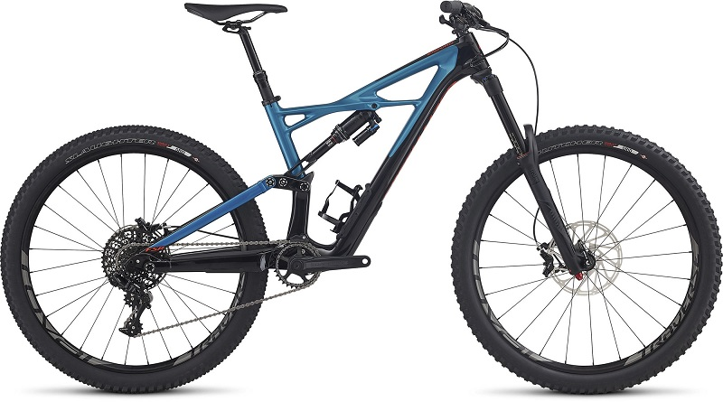 Specialized Enduro elite carbon 650 2017 ex demo medium