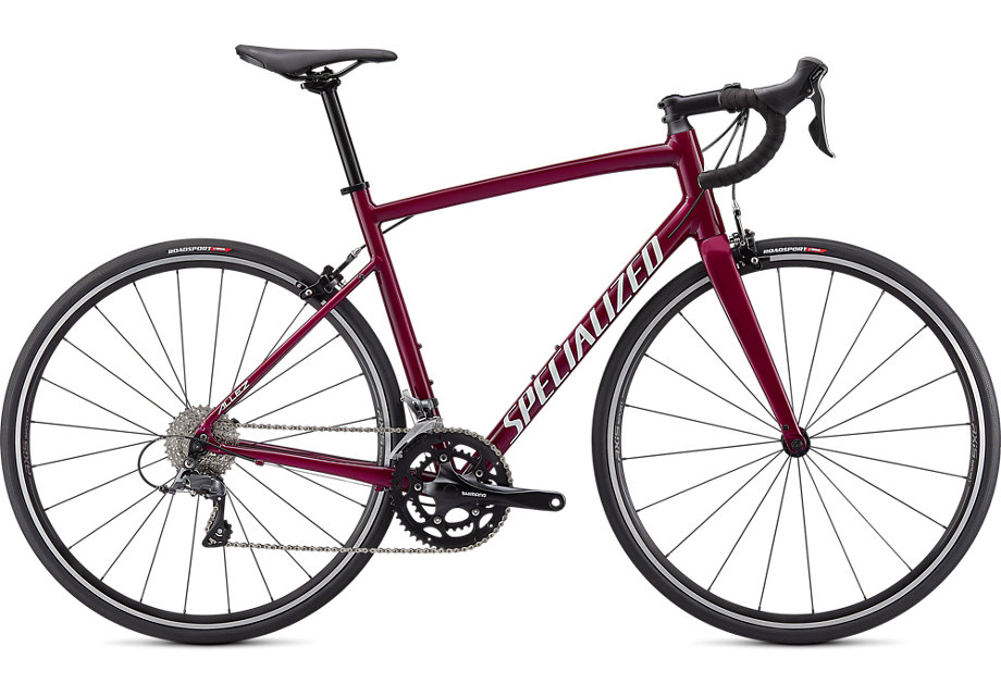 specialized allez gloss raspberry 2021 road bicycle