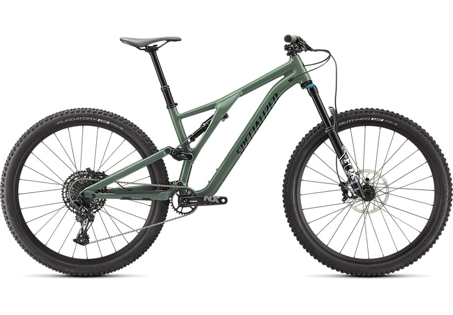 Specialized Stumpjumper Comp Alloy sage green/forest green 2021