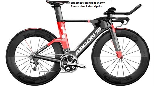 Argon 18 E119 tri bike