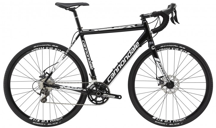 cannondale caadx 105 disc 2016