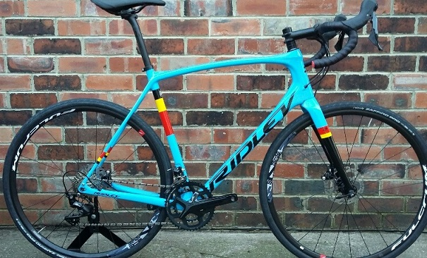 Ridley Kanzo Speed Carbon 105
