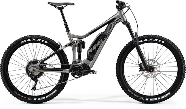 Merida eONE-SIXTY 800 E Bike