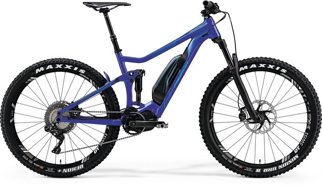 Merida eONE-TWENTY 900e E bike