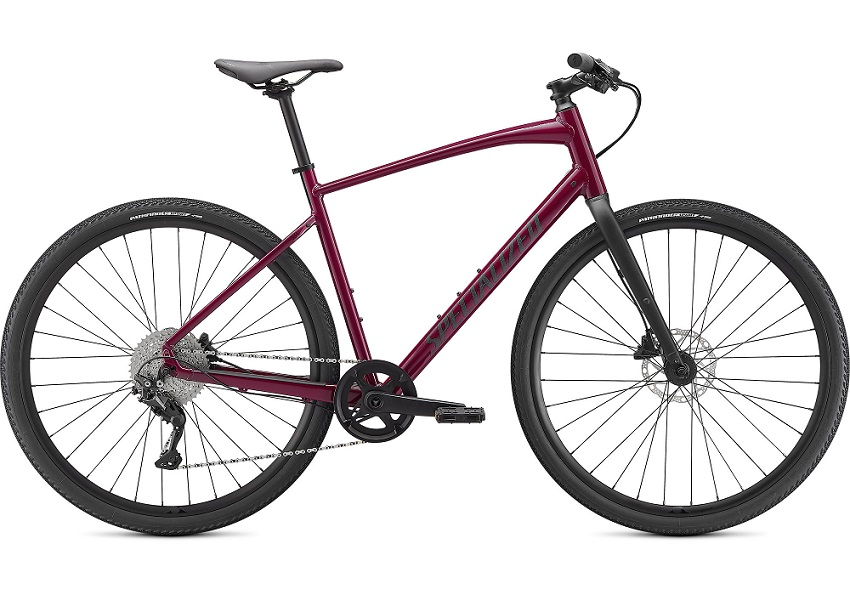 Specialized Sirrus X3.0 Raspberry/Black