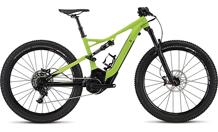 Specialized Turbo Levo FSR comp 6fattie 2017