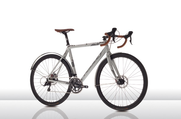 Ridley x bow 20 disc all road