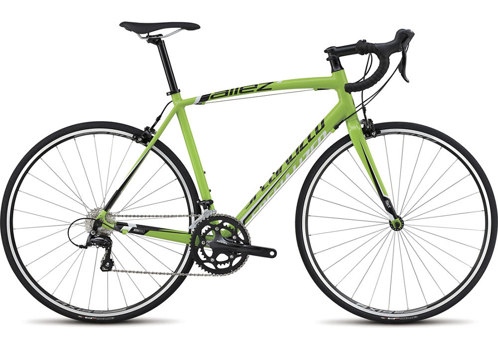Specialized Allez sport monster green 2015