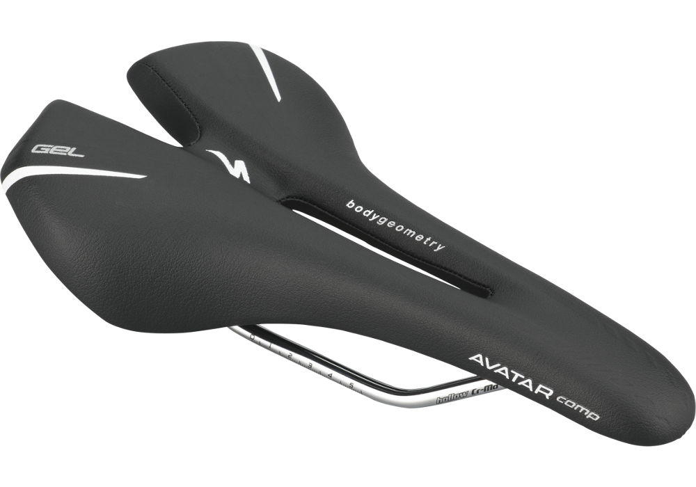 Specialized Avatar Comp Gel 155mm
