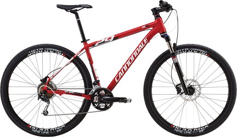 Cannondale Trail SL3 29er 2014