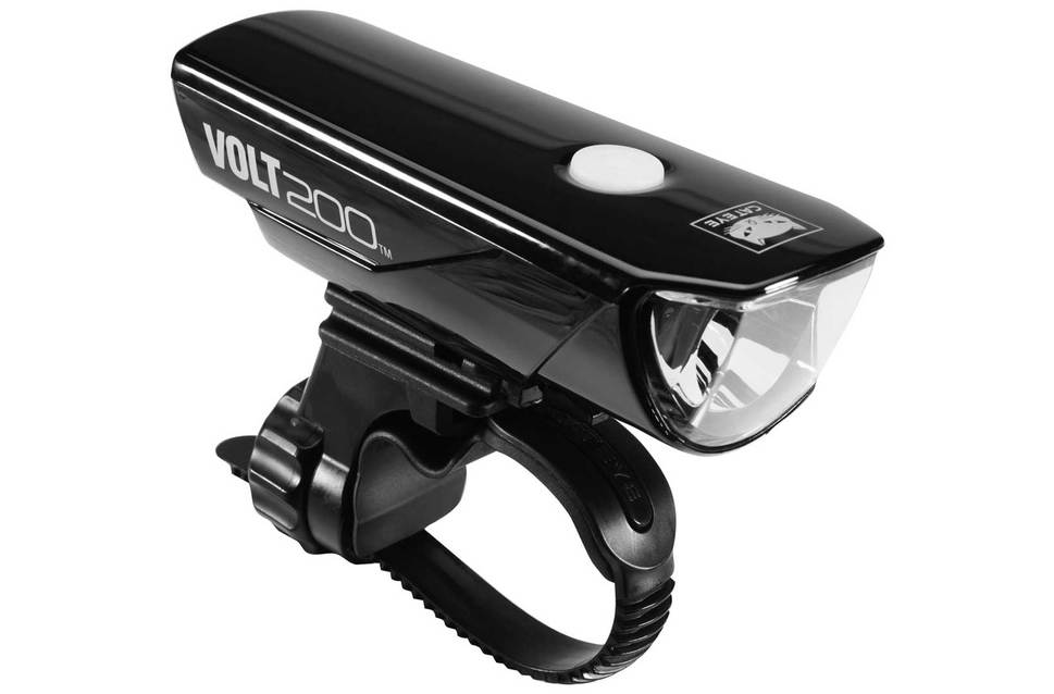 Cateye Volt 200 Front USB Rechargable Light