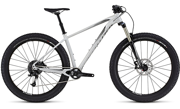 Specialized Fuse Comp 6fattie 2016