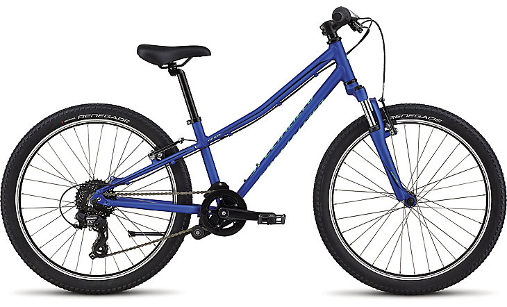 Specialized Hotrock 24 boys blue 2018