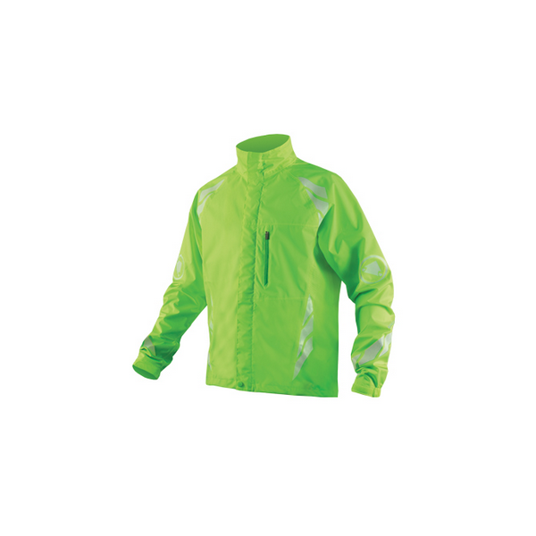 Endura Luminite DL Jacket High viz green