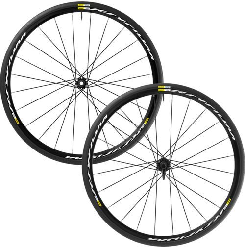 Mavic Ksyrium Disc IS M25