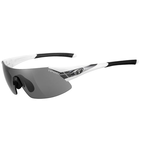 Tifosi Podium XC Interchangeable Lens Type Glasses White/ Silver