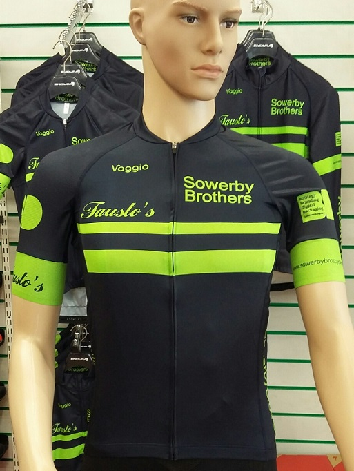 sowerby brothers race jersey front