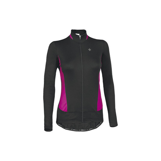 Specialized Womens RBX Sport LS Jersey Pink/ Black