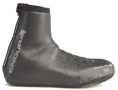 road overshoe black