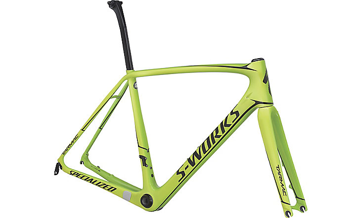 Specialized S Works Tarmac disc frameset 2017