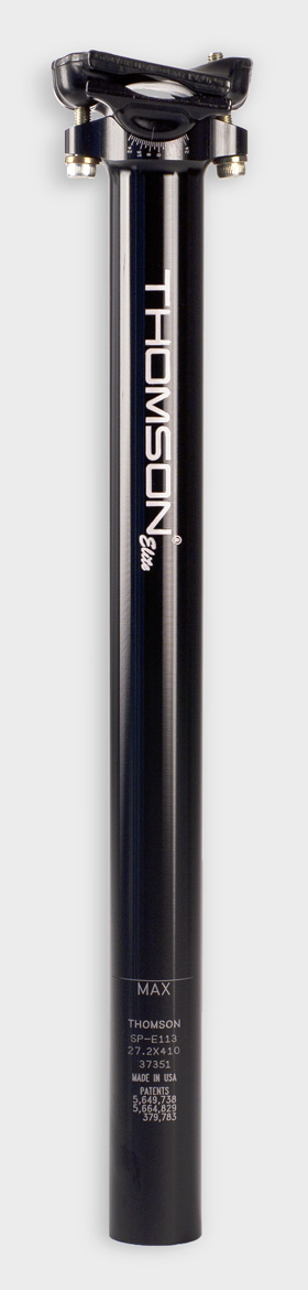 Thomson Elite inline seatpost 30.9