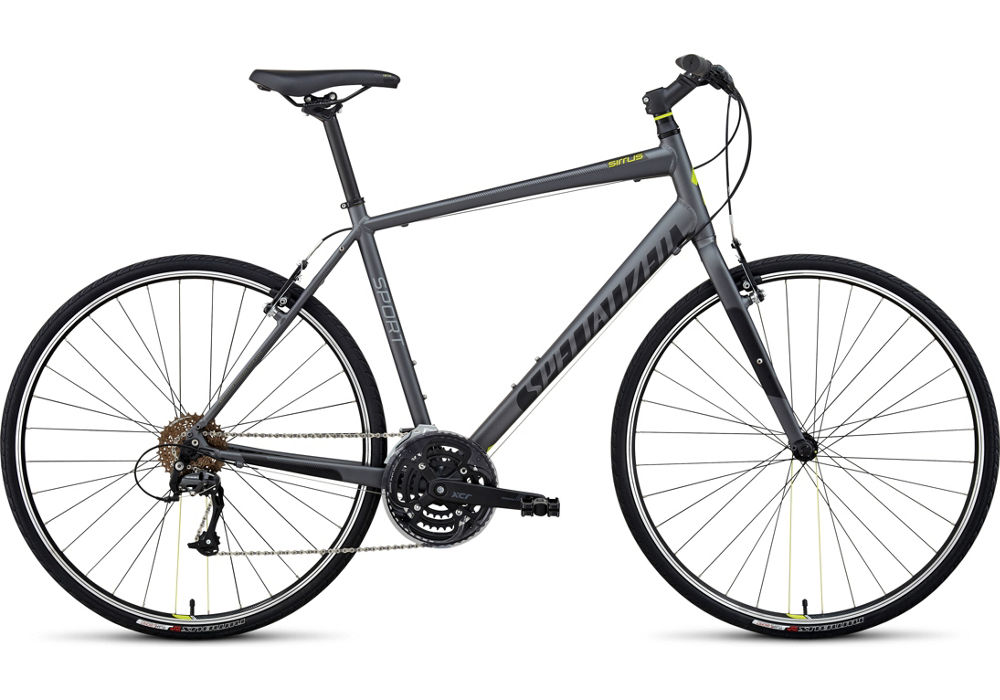 Specialized Sirrus sport 2014
