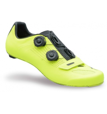 *LIMITED EDITION* S-works Road Shoe Matte Yellow/ Matte Black