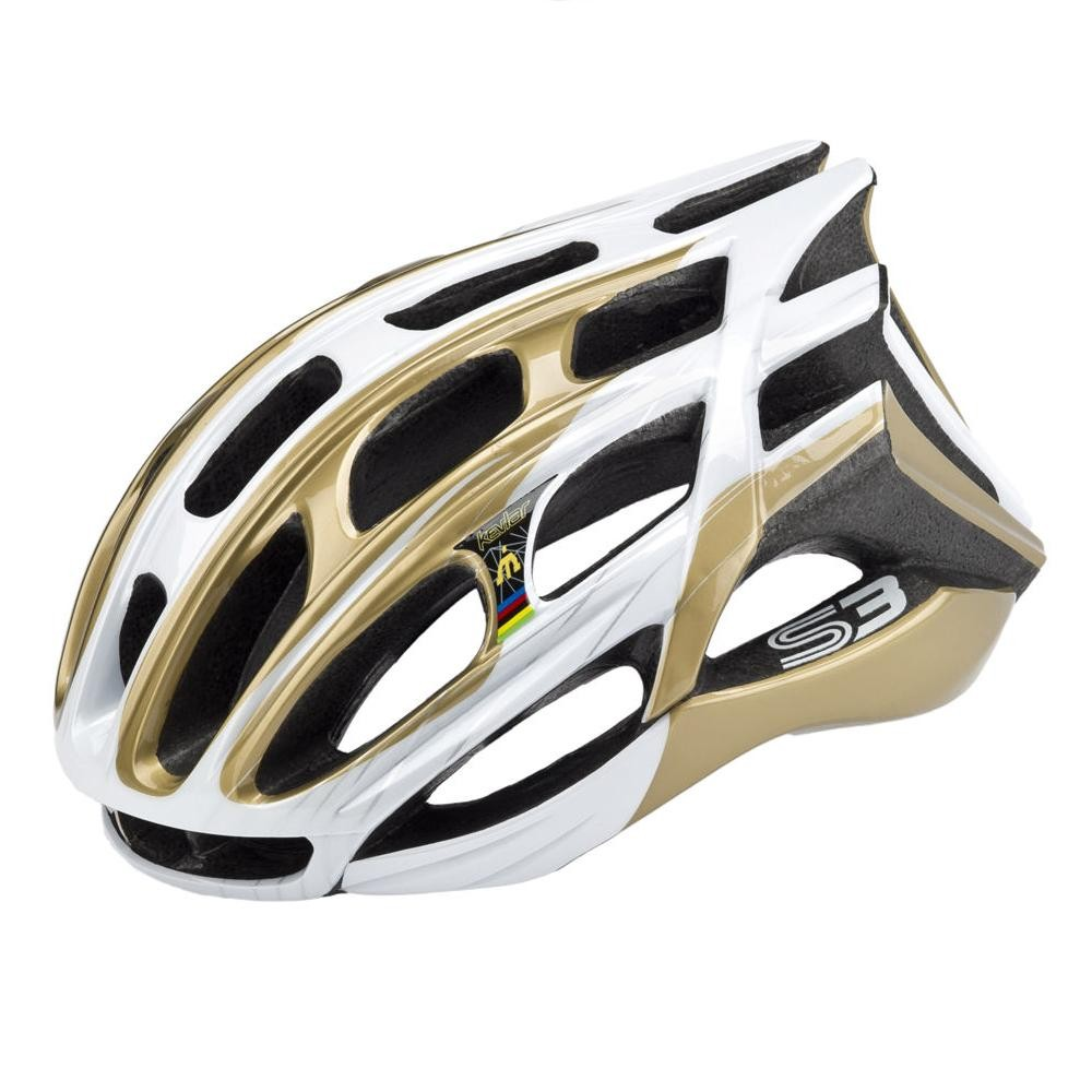 specialized s3 gold/ white