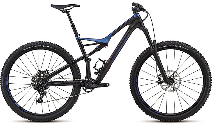 Specialized Stumpjumper FSR Comp Carbon 29/6fattie 2018