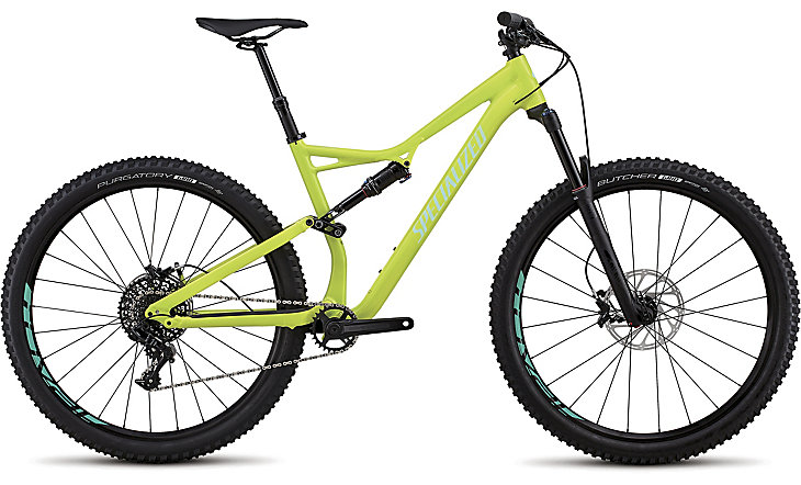 Specialized Stumpjumper FSR Comp Alloy 29/6Fattie 2018