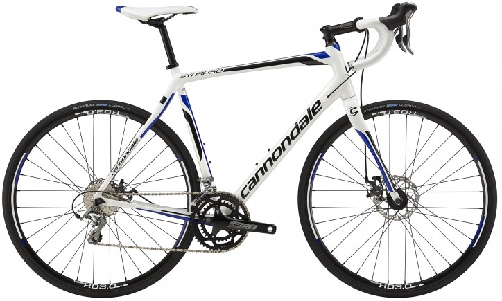 Cannondale Synapse Tiagra Disc 2015