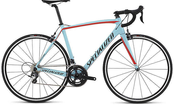 Specialized Tarmac Comp 2016