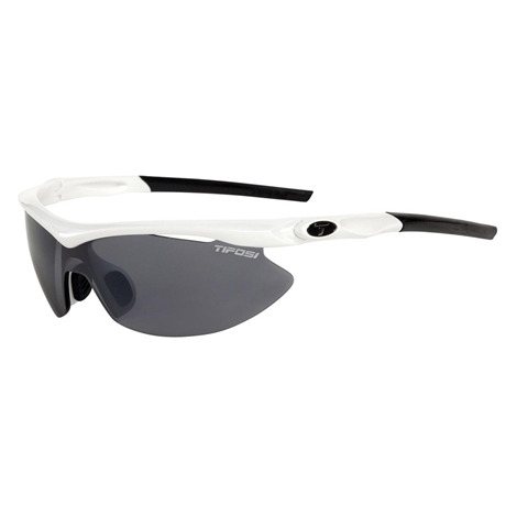 tifosi slip interchangeable lens type glasses white