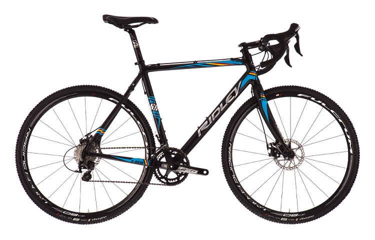 Ridley X Bow 10 105 Cyclo cross 2016